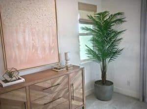 Areca Tropical Palm Tree FAQ's regarding artificial plantsFAQ's about artificial trees