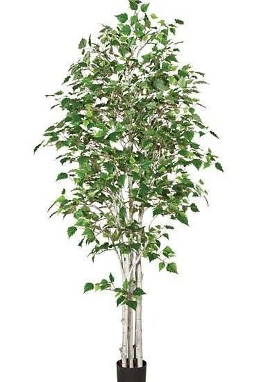 artificial Custom birch tree