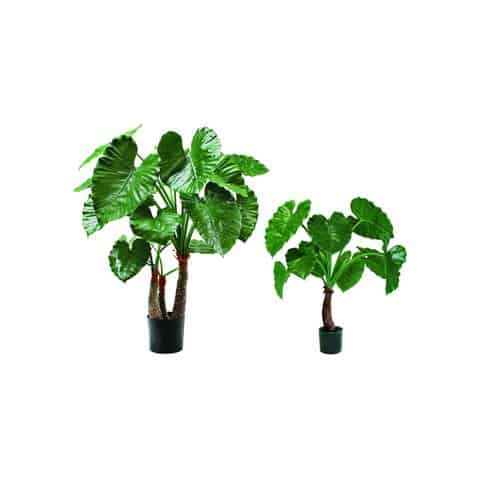 artificial Elephant Ear Plant