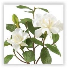 gardenia silk flower